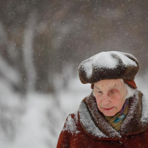 Photo story: -11 degrees Celsius in Moscow