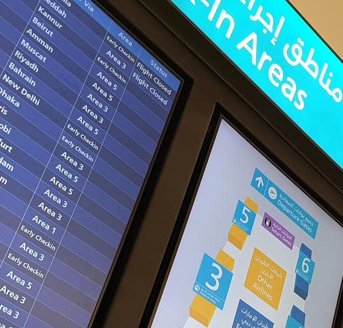 UAE in talks with Denmark over suspended flights