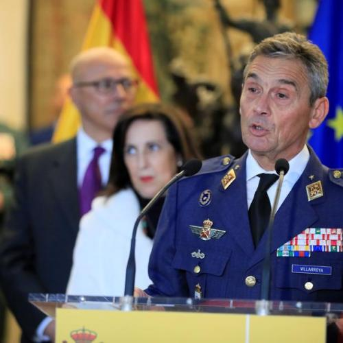 Top Spanish general resigns over allegations of vaccination queue-jumping