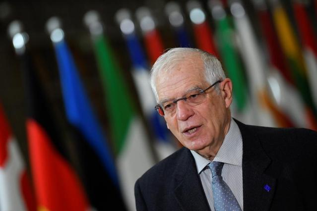 Better relations with Russia a distant prospect, EU chief diplomat says