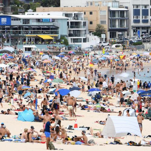 Photo Story: Temperatures to reach 40 degrees Celcius in parts of Sydney
