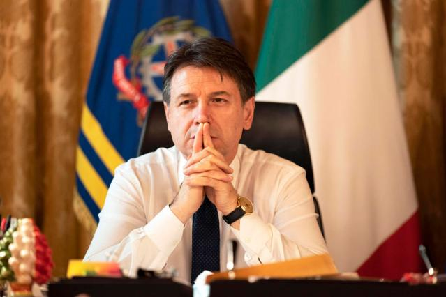 QuoVadis Italia – Conte  Version II – from inauguration to resignation