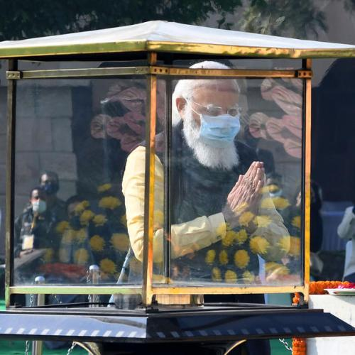 India's Modi breaks silence on months long farm protests