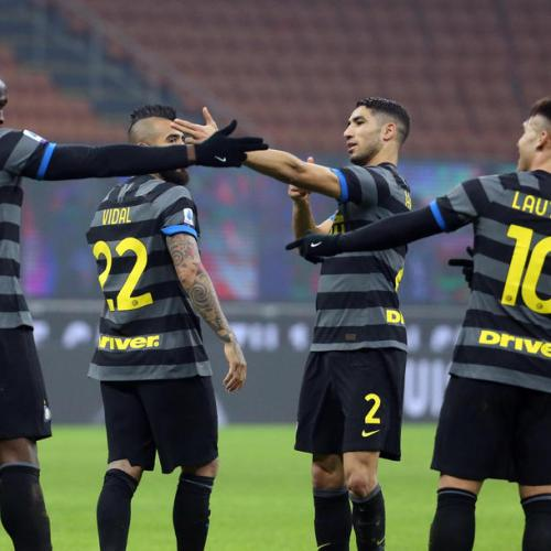 Milan edge Bologna to stay top, second-place Inter crush Benevento