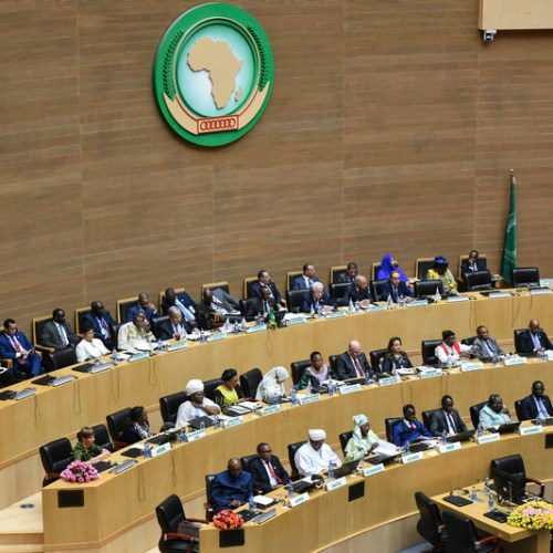 African Union to set up infrastructure fund for the continent