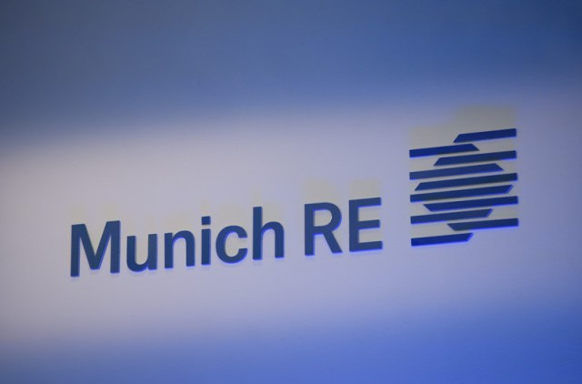 Munich Re net profit down 55% in 2020 amid pandemic