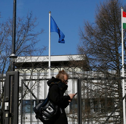 Worried by 'systemic irregularities', EU ties recovery funds to Hungary procurement reform