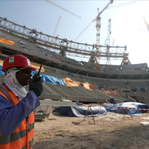 6,500 migrants have died in Qatar working on World Cup Projects