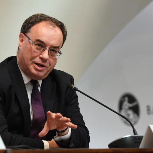 BoE's Bailey warns EU not to pick a fight on finance