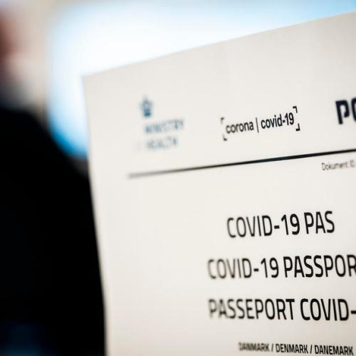 Denmark to launch coronavirus passport