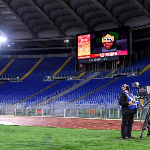 Sport streaming firm DAZN leads race for Serie A domestic TV rights – sources