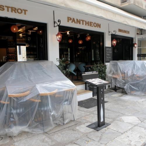 Greek restaurants plea for help as COVID restrictions crush business
