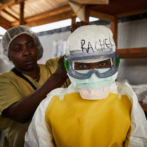 WHO sounds regional warning over Ebola outbreaks in Congo, Guinea