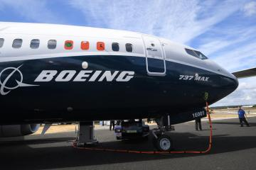 More electrical problems found on some Boeing 737 MAX -sources