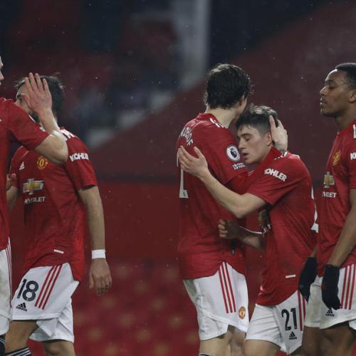 Manchester United put nine past Southampton; Sheff Utd boost hopes