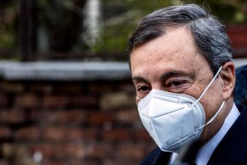 Italy's Draghi seen presenting Recovery Plan draft to cabinet Friday