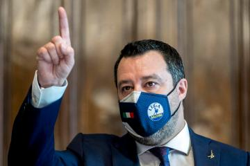 Italy's Salvini struggles as rightist ally grows stronger