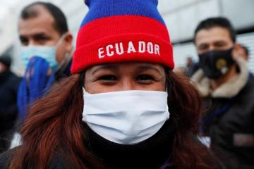 Ecuador to recount votes from presidential election