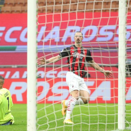 Ibrahimovic scores 500th club goal