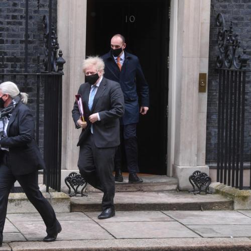 G7 to focus on rebuilding world economy, UK PM Johnson says