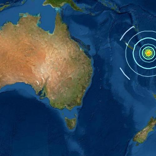 New Zealand, Australia on tsunami watch after strong South Pacific quake