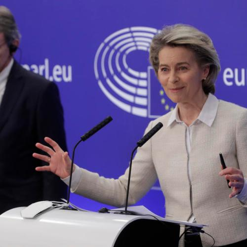 EU eyes spending first recovery funds before the end of summer