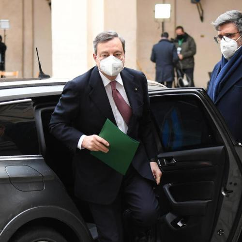 In Italy's interest to have Draghi president, vote new govt – minister to paper