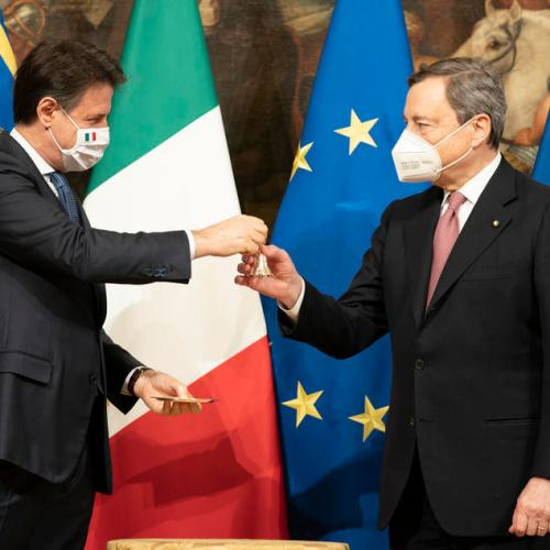 Analysis – From Conte to Draghi – now comes the hard part