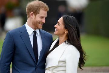 UPDATE – Prince Harry and Meghan announce birth of baby daughter – with name to honour Queen and Diana