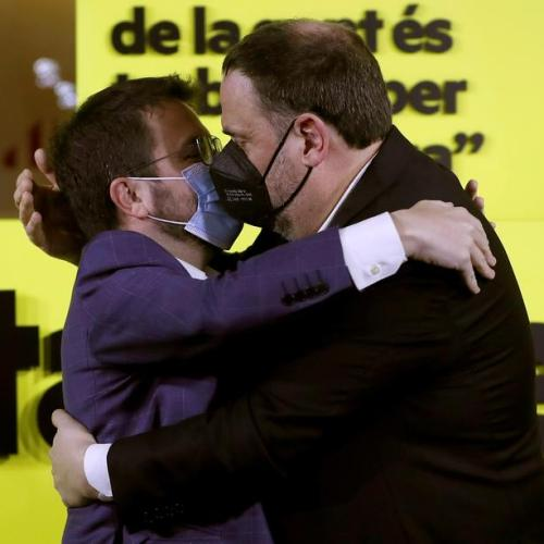 Separatists headed for Catalan election majority, preliminary results show