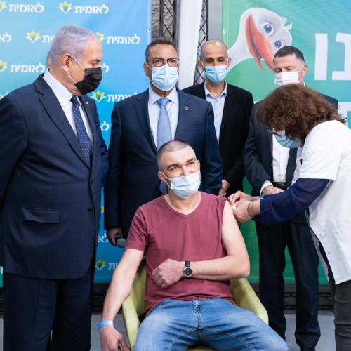 COVID infections dropped 95.8% after both Pfizer shots: Israeli Health Ministry