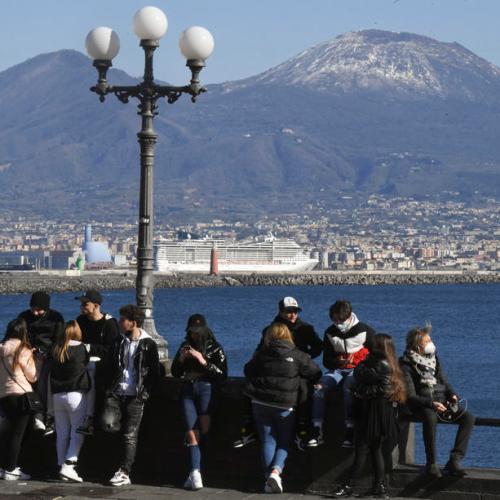 Italy reports another 336 coronavirus deaths