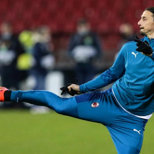 "Ibrahimovic hails ""return of the God"" after being named in Sweden squad"