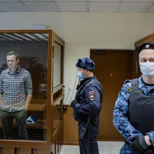 U.N. rights experts to issue findings on Navalny case on Monday