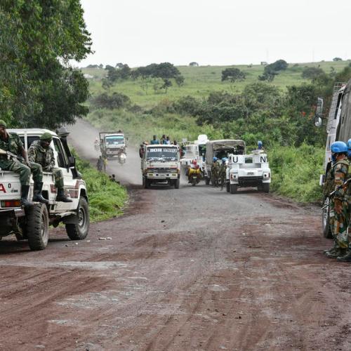 Armed group denies killing Italian ambassador in Congo