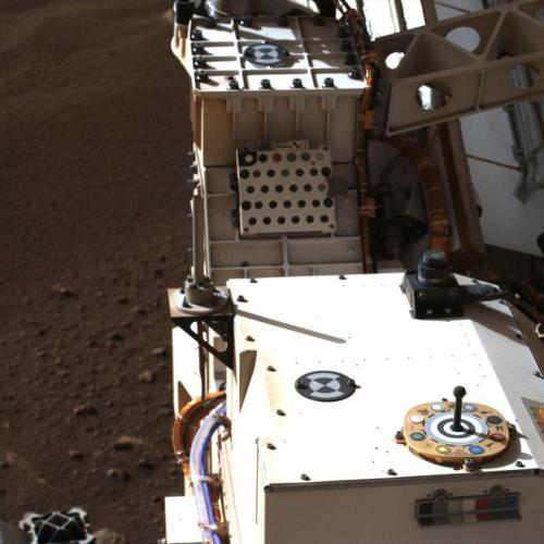 How did NASA's Martian rover come to land in a crater named after a tiny Balkan village?