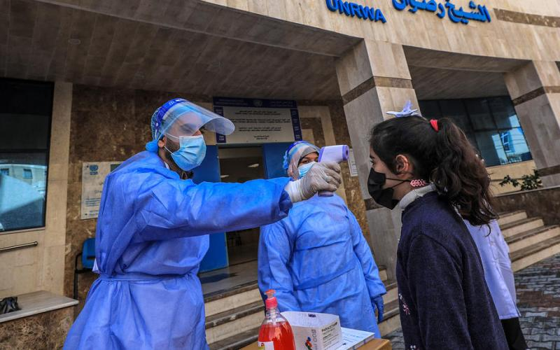 Israel to vaccinate Palestinian labourers against COVID-19