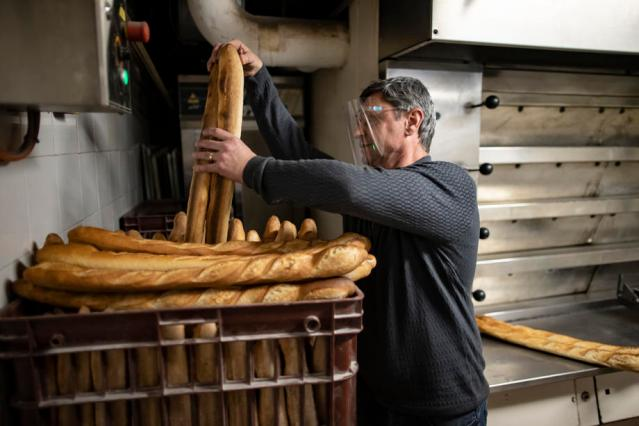 Photo Story: French baguette competing for spot on UNESCO heritage list, France