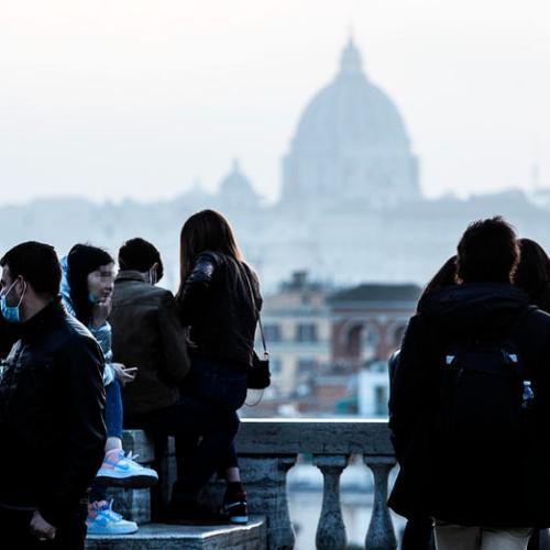 Italy reports 253 coronavirus deaths