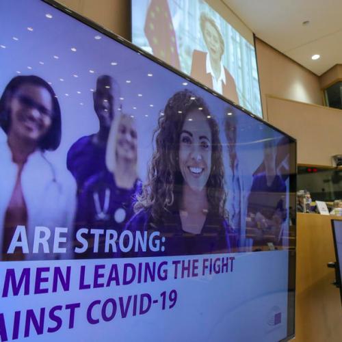 EU Parliament marks International Women's Day 2021