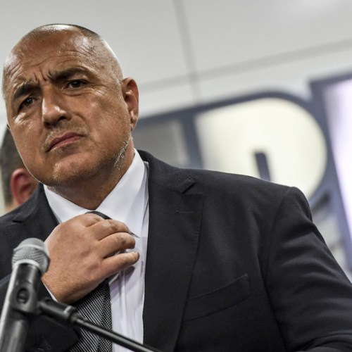 Bulgaria's ruling GERB keeps pre-election lead over Socialists