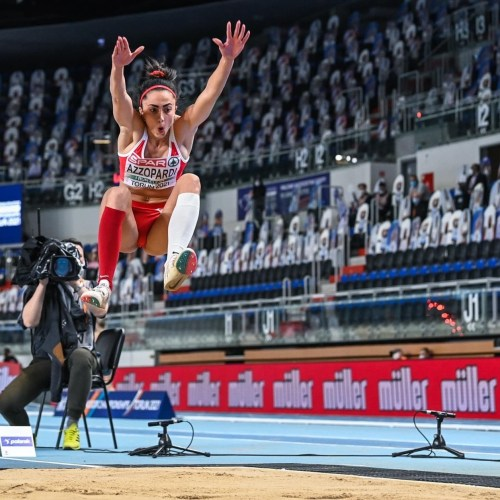 Athletics: Claire Azzopardi delivers superb performance at European Indoor Championships