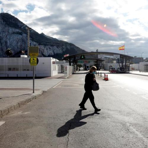 Gibraltar eases mask rules, lifts curfew after vaccinating most adults