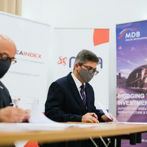 MDB and MEA reach agreement to collaborate further for the benefit of local businesses