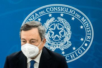 Draghi launches economic and social pact for Italy