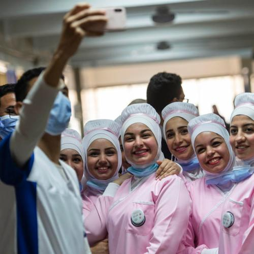 Egypt begins vaccine rollout to wider population