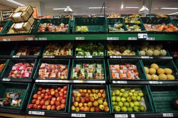 World food price index rises in February for ninth month running -FAO