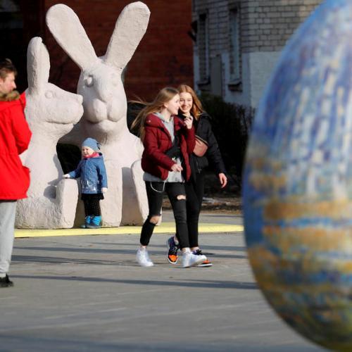 Photo Story: Easter feeling in Latvia