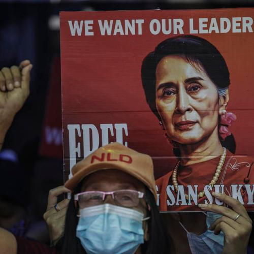 More victims in Myanmar protests as U.S., allies vow to restore democracy