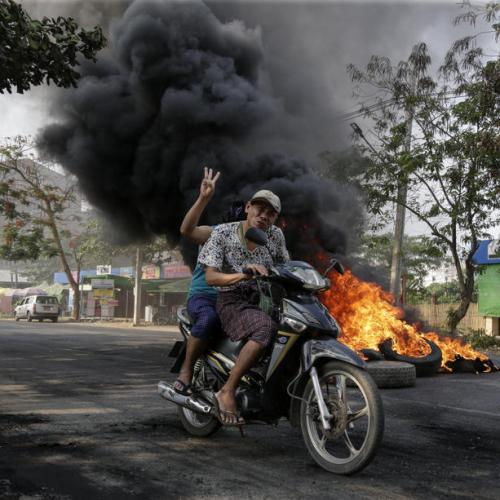 UPDATED: Myanmar security forces kill over 100 protesters in 'horrifying' day of bloodshed